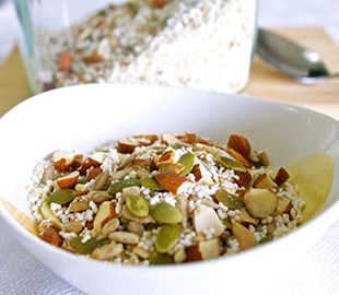 Did you know that store-bought muesli can not only be expensive but full of sugar and preservatives?