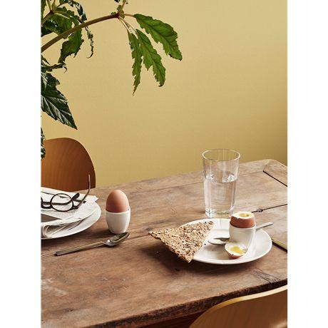 Grand Cru Soft Æggebæger, 2 stk. hvid, 5 cm x 5 cm x 5,2 cm