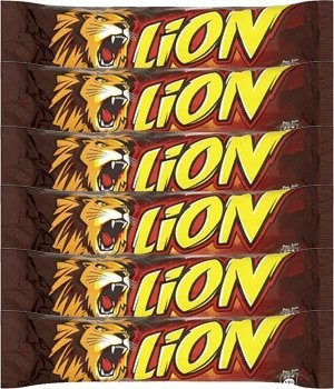 Nestle Lion Chocolate Bars, 6-Count « Lolly Mahoney