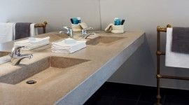 Bänkskivor i Betong, Design av Bord & Hoar | BetongDesign