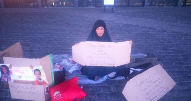 Nantes : ses enfants lui sont retirés, Nadia entame une grève de la faim - Katibîn - Portail de l'Islam : Actualités, Buzz, Infos, Monde musulman