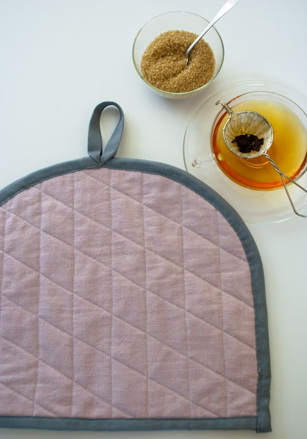Molly's Sketchbook: Quilted TeaCozyPurl Bee