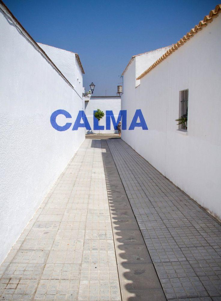 Azul Cielo sobre el Blanco Andaluz byBoaMistura