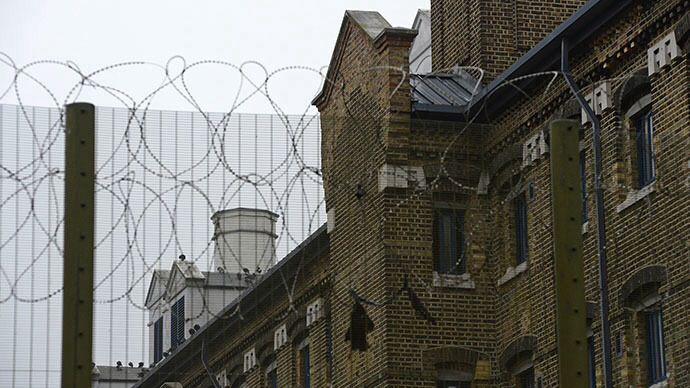 HMP Wormwood Scrubs, London, United Kingdom.