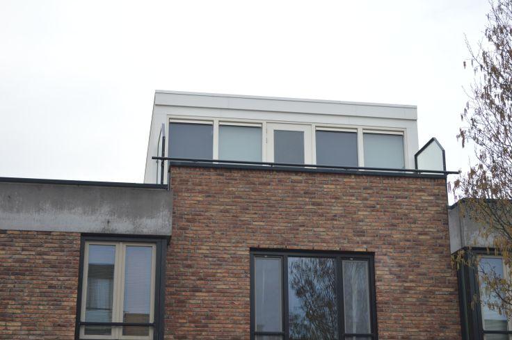 Dakopbouw den Haag