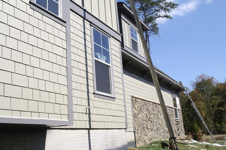 Terrific Exterior Design With Hardie Board And Siding