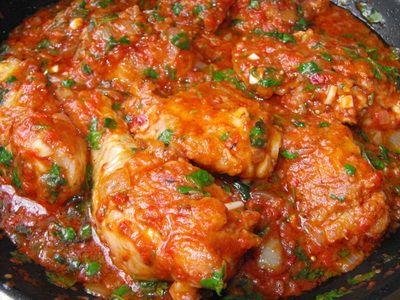 Рецепт чахохбили из курицы - рецепт с фото