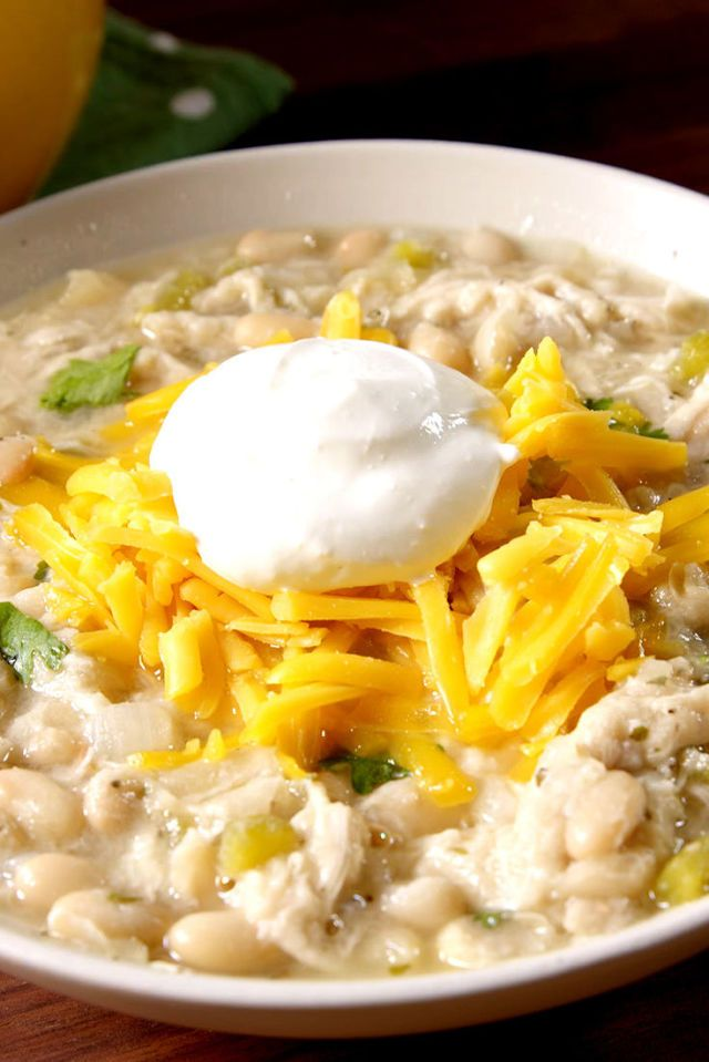 Chicken Ranch Chili -  Use 1 can of green chilies and a little extra ranch powder.