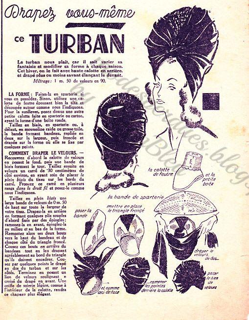 A la Recherche des Modes Perdues et Oubliées: Le Petit Echo de la Mode 1944 - 1946*