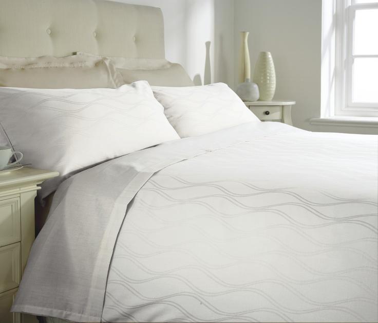 Seaside Stripe Cotton Bedding