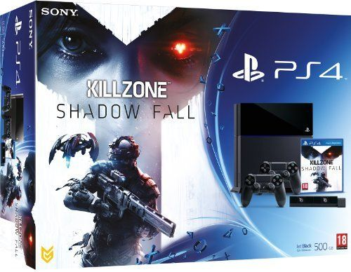 Console PS4 500 Go Noire + Killzone : Shadow Fall + Caméra PS4 + 2ème Manette PS4 Dual Shock de Sony, http://www.amazon.fr/dp/B00ET1MFIG/ref=cm_sw_r_pi_dp_Qhmisb0G1T8C8/279-3378232-2566862