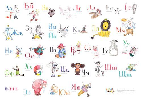 Всем привет! Примерно год назад мы с Аней искали алфавит для своих детей и не смогли найти ничего действительно хорошего. Тогда мы решили сделать его сами. А теперь мы предлагаем и вам поучаствовать в этом)