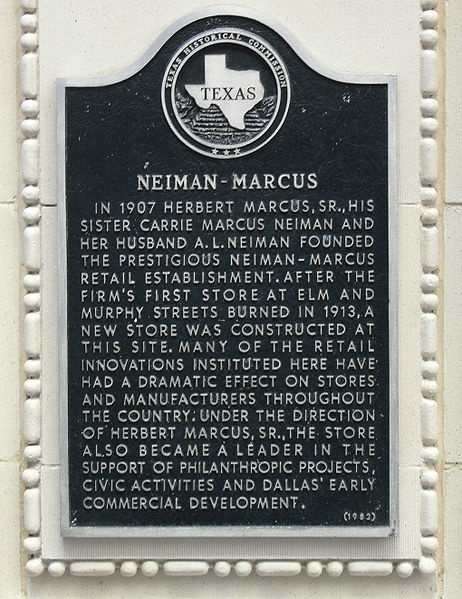 Neiman Marcus Dallas, Flagship Store | Lone Star | Pinterest