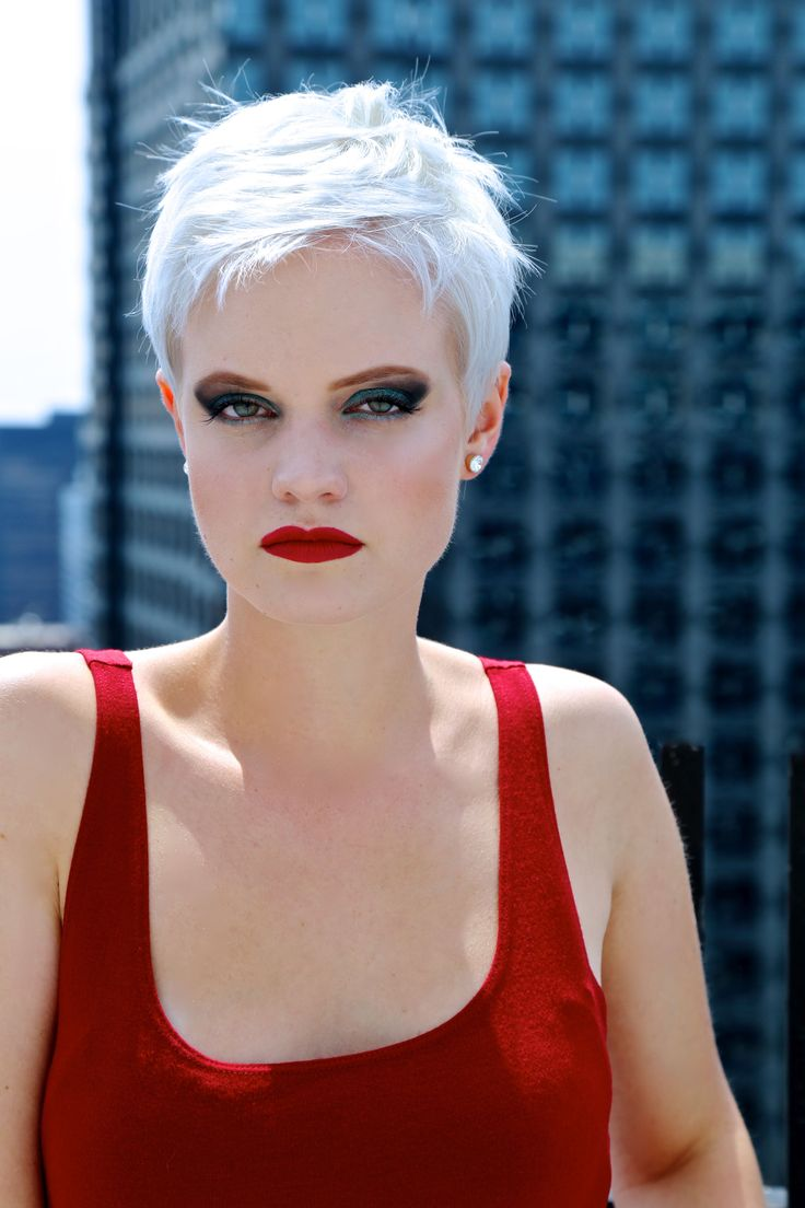 best haircuts images on pinterest hairdos pixie cuts and