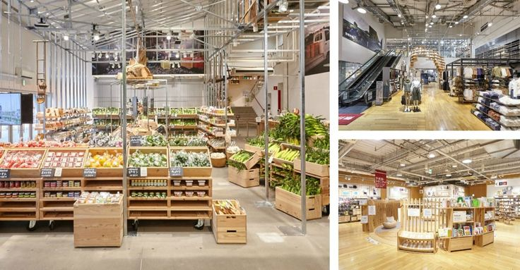MUJI, our favorite Japanese minimal lifestyle retailer, re-opened their global flagship store in Yurakucho, Tokyo today (July 28th) and it's taking our breath away. If there were such a thing as retail heaven, it would probably look something like this.      With this location, which is set to