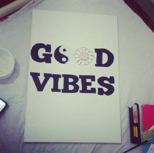 easy vibes drawing | Easy Hippie Drawings Beautiful wall art, good vibes, easy diy, hipster ...