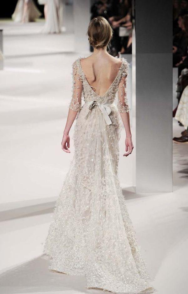 #bridalpinterest un vestido de Elie Saab siempre es sinonimo de glamour...