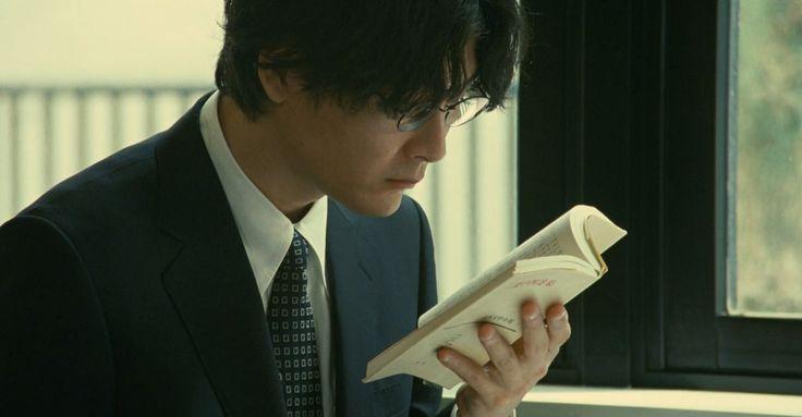 Ryuhei Matsuda as Mitsuya Majime 舟を編む Fune o Amu The great passege (2013)