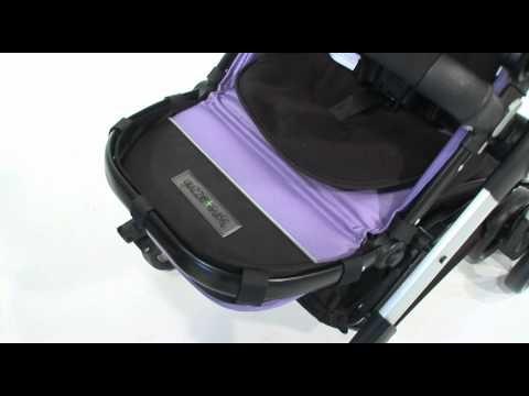guzzie+Guss G+G 051 Denman:  The Ultimate city stroller.