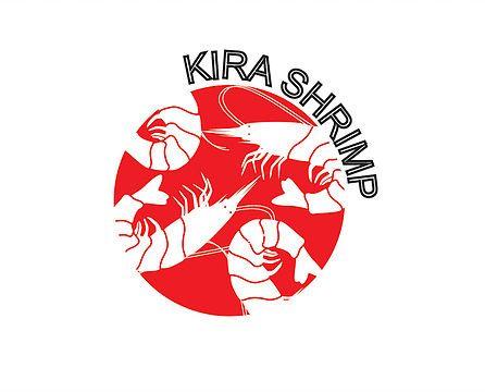 Logo Kira Shrimp: Restaurant japonais