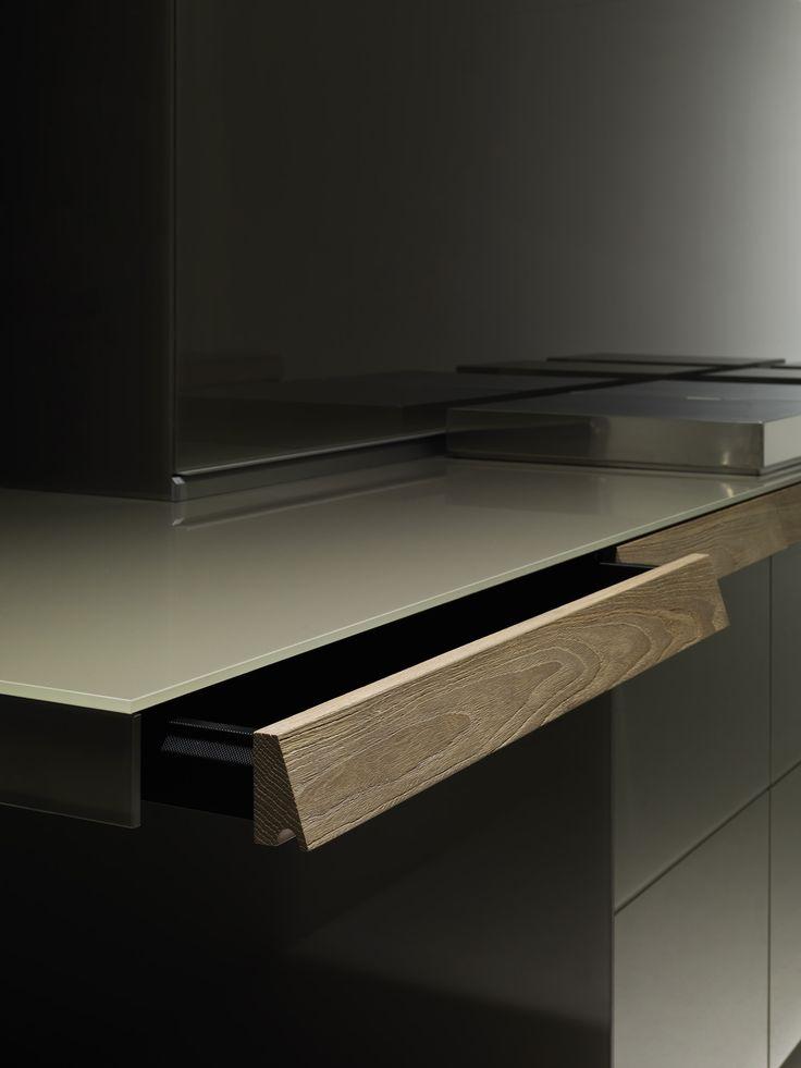 Kitchen with island GENIUS LOCI by @valcucine | design Gabriele Centazzo