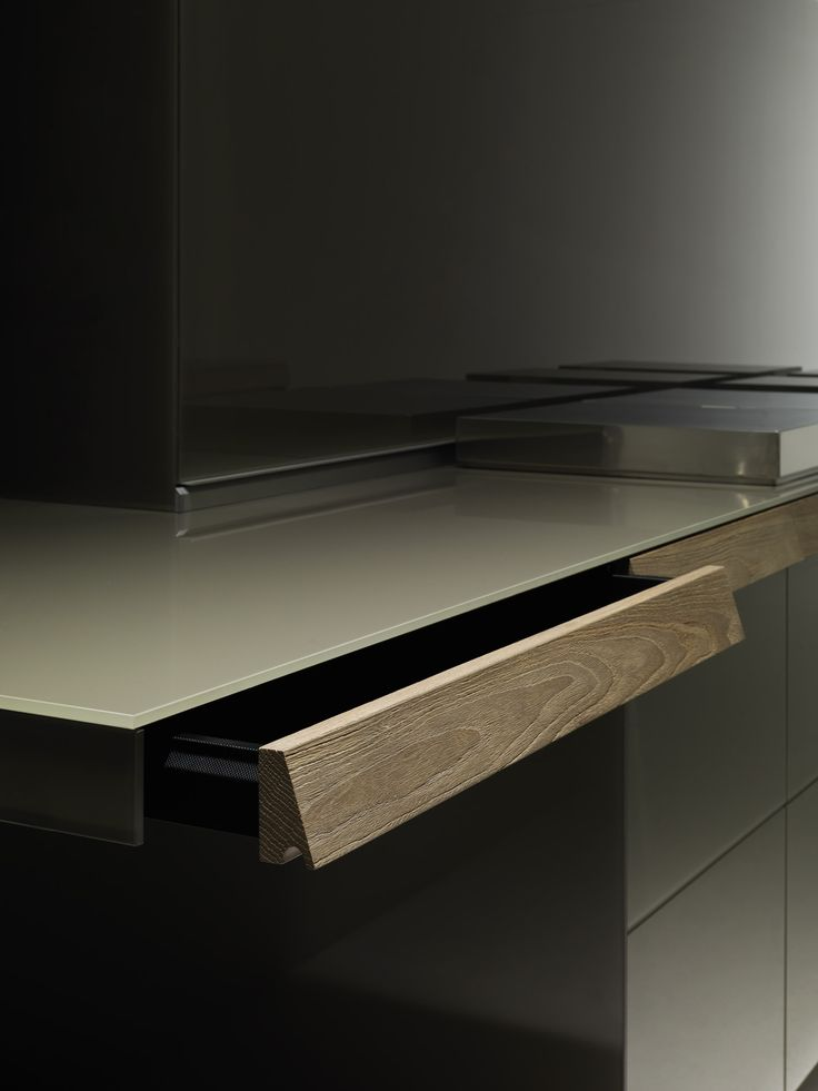 Kitchen with island GENIUS LOCI by @valcucine | design Gabriele Centazzo