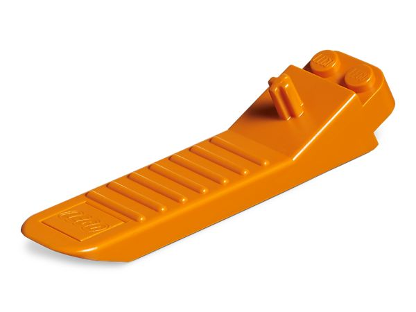 LEGO Brick Separator: No more using your teeth! Thanks to @Rebecca Silbermann! #LEGO #Brick _Separator