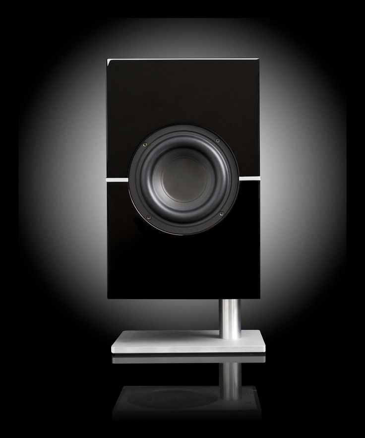Nice modern designed Speakers.