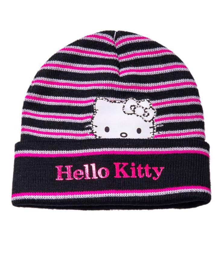 Sanrio παιδικό σκουφάκι «Crazy Cat»  €4,90
