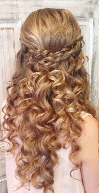 Hairstyles For Prom Cgh : 53 best hair images on pinterest