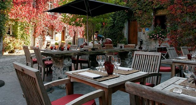 Hôtel Victoria - Hôtel à Durbuy - Restaurant Grill à Durbuy - Ardennes belges - Restaurant