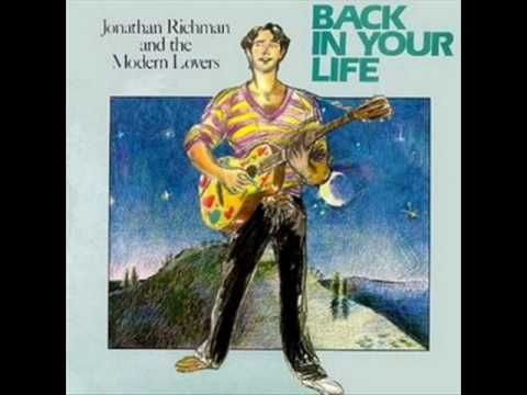 Jonathan Richman & The Modern Lovers - I'm Nature's Mosquito