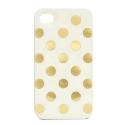 Cell Phone Cover: Iphone Cases, Spade Iphone, Iphone Covers, Katespade, Spots Iphone, Polka Iphone