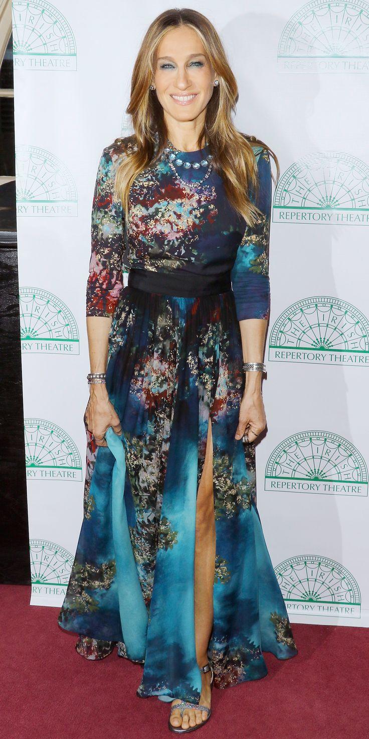 Look of the Day - Sarah Jessica Parker  - from InStyle.com