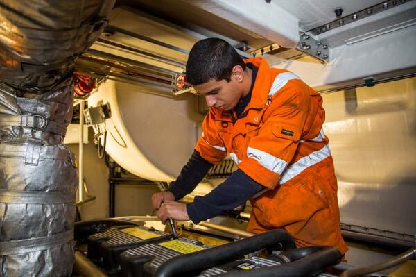 @RNLI 6 people a year will gain valuable engineering skills on new apprenticeship scheme #madebyapprentices