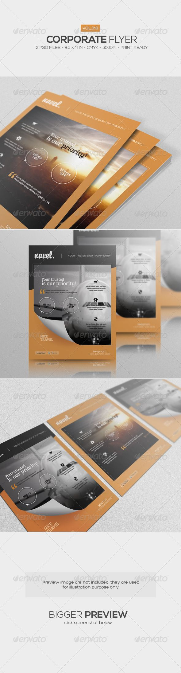online flyers templates