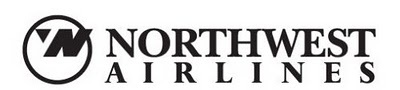 The old Northwest Airlines logo may look like a simple logo but if you take a closer look the symbol on the left actually represent both N and W and because it is enclosed within the circle it also represents a compass pointing northwest.