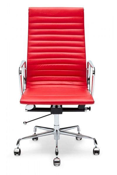 Chaircrazy.co.za High back with arm rests - GEF6831 Red