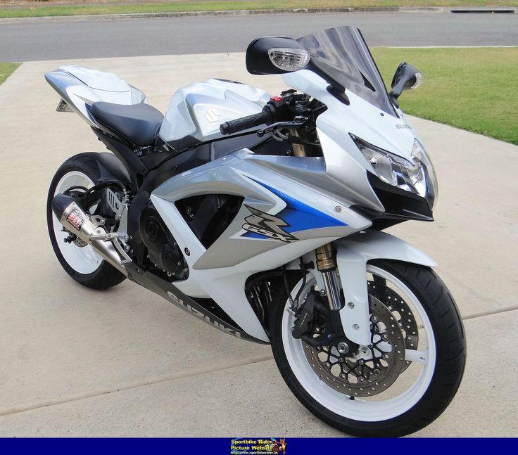 2008 GSX-R 600