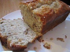 Recipe: Banana Bread with Walnuts   Paul Hollywood recipe