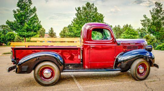 1945 Dodge Pickup