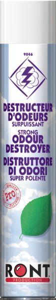Destructeur d'odeurs - Aérosol de 1000 ml