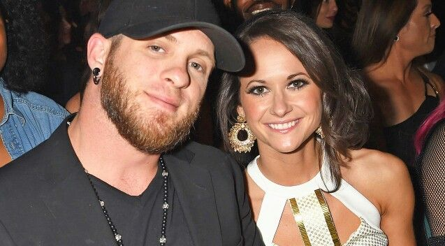 Brantley Gilbert and his wife