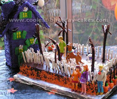 Scooby Doo Cake Photo