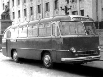 """ЛАЗ 695 """"Львов"""" Опытный (1-Э) '1956"""