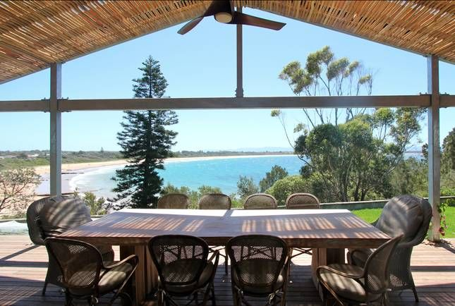 Culburra House, a Culburra Beach Absolute beachfront house | Stayz