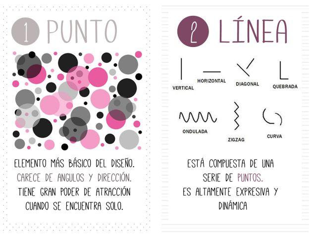 Elementos básicos del diseño | Apuntes Multimedia