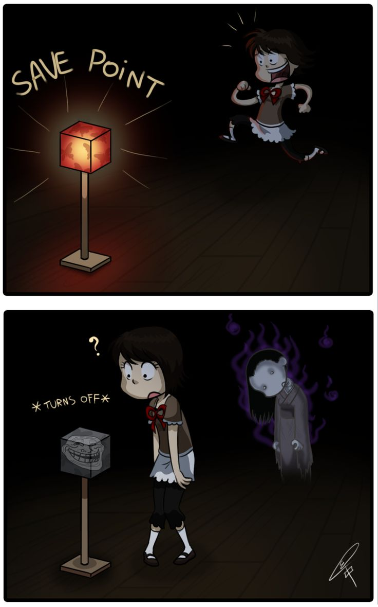 Save Point - Fatal Frame II by ClaraKerber.deviantart.com on @DeviantArt