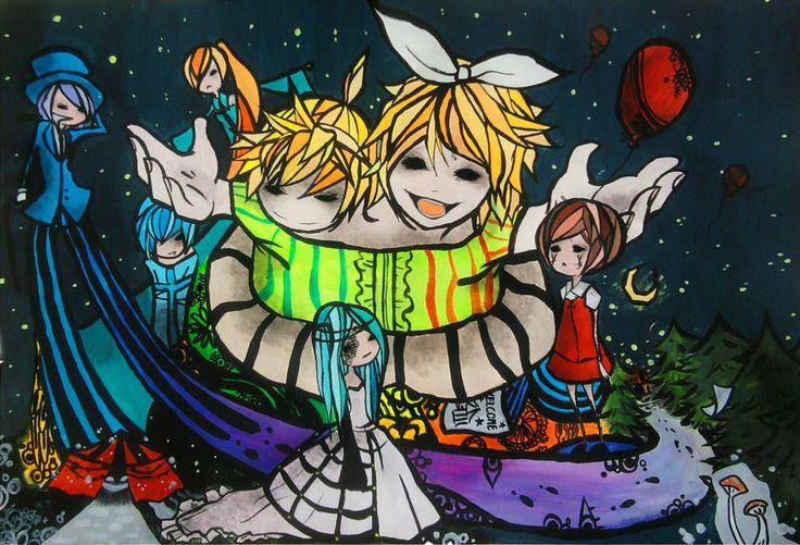 story behind dark woods circus 2