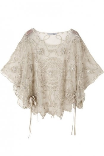 Knitted Lace Shirt